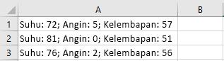 Sel di Excel