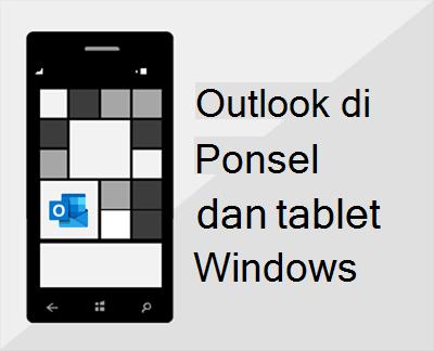 Menyiapkan email di perangkat Windows 10