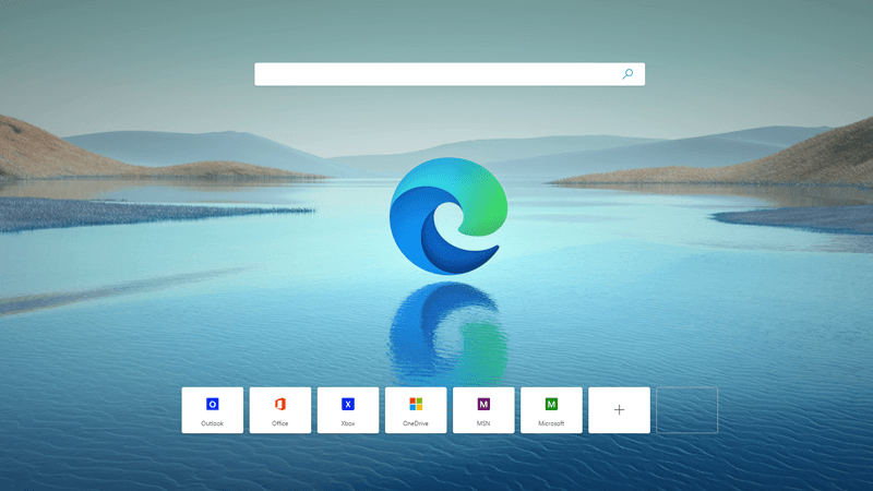 Desktop Microsoft Edge