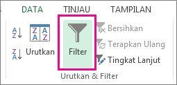 Tombol filter