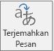 Penerjemah untuk tombol Outlook