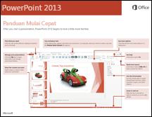 Panduan mulai cepat PowerPoint 2013