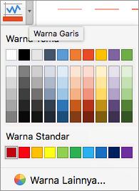 Pilih warna