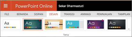 Tab Design