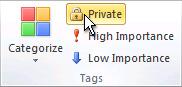 Perintah Privat dalam grup Tag