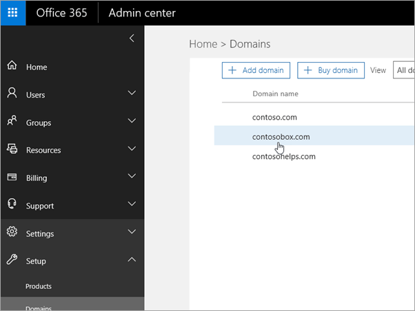 Pilih OVH domain Anda di Office 365_C3_20176917563