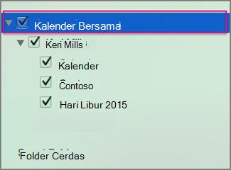 Kalender Bersama