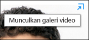 Munculkan galeri video