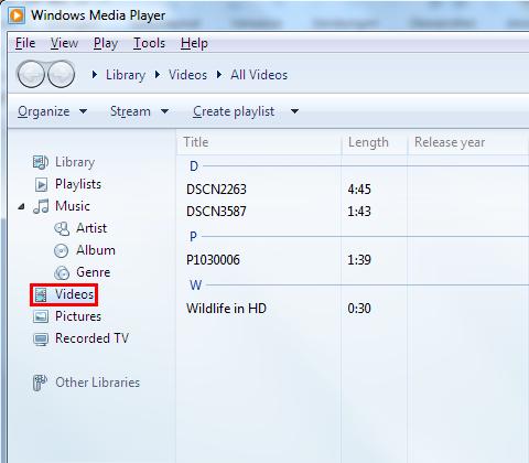Klik untuk melihat semua berkas video yang berkaitan dengan perpustakaan ini.