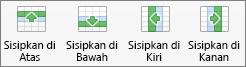Tata Letak Tabel Office untuk Mac