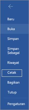 menu File