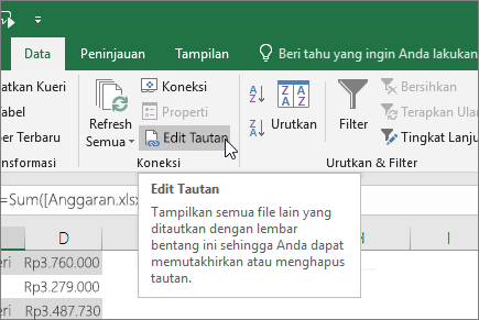 Edit Link