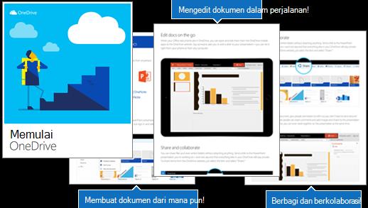 Mulai menggunakan OneDrive eBook