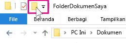 Ikon Folder Baru.