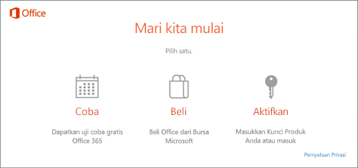cara menghilangkan activation wizard office 2013
