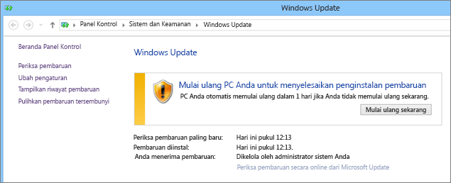 Pembaruan Windows