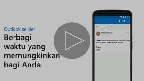 Gambar mini untuk video Mengirimkan ketersediaan rapat - klik untuk memutar
