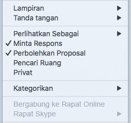 Menu Rapat di Rapat Skype Dinonaktifkan