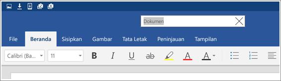 Mengganti nama file