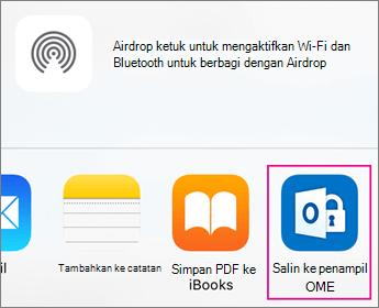 OME Viewer dengan Gmail 3