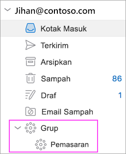 Outlook Groups tersedia di Office 365!