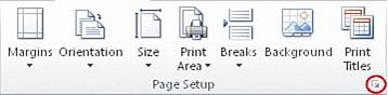 Gambar Pita Excel