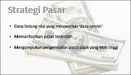 Contoh slide yang menggunakan gambar latar belakang