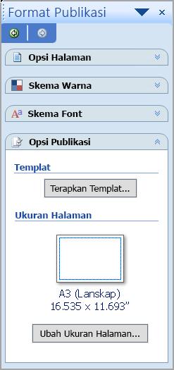 Format publikasi