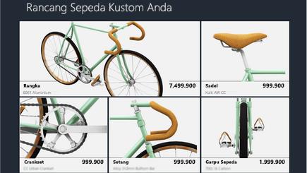 Gambar konseptual dari Templat 3D Katalog
