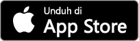 Tombol Apple App Store