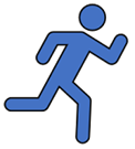 Ikon, atau grafis vektor yang dapat disesuaikan (SVG)