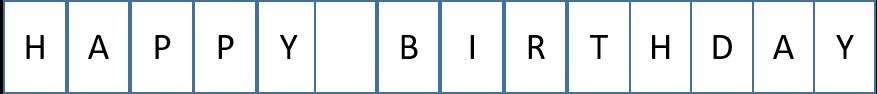 Untuk banner ini, terdapat huruf tunggal pada setiap halaman.