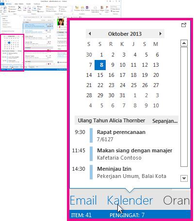 Cuplikan Kalender