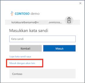 autentikasi Windows