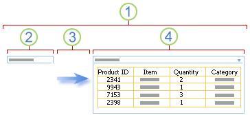 Gambaran umum menyambungkan Komponen Web filter