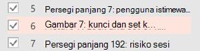 Peringatan tentang teks ALT yang hilang kini telah dihapus.