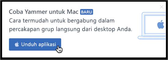 Dalam produk pesan untuk Mac