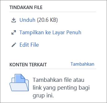 Mengedit file