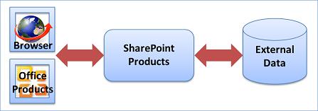 Gambaran umum data eksternal