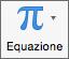 Pulsante Equazione