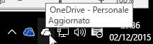 Client di sincronizzazione di OneDrive - Personale