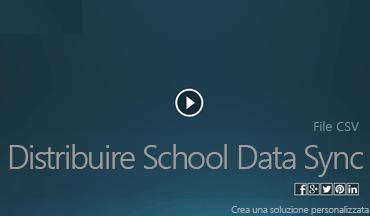 Video Distribuire School Data Sync