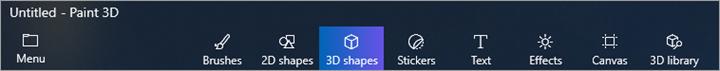 forme 3D