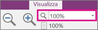 Zoom al 100%