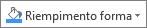 Pulsante Riempimento forma nella scheda Formato