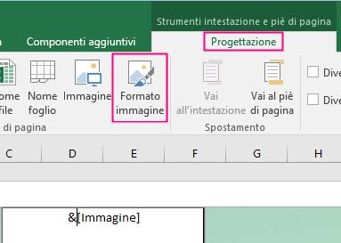 Formato sfondo in Excel