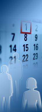 Rispettare la durata prevista per le attività