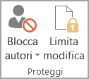 Proteggi documento