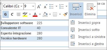 Scheda GENERALE durante la configurazione di una query in una web part Ricerca contenuto