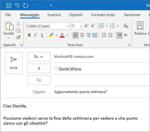 download outlook posta elettronica